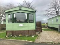 STATIC CARAVAN FOR SALE BY THE SEA