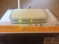 NETGEAR DG834Gv3 Wireless ADSL2+ Modem Router