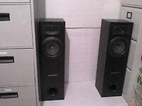 100W KEF Celestion Stereo Speakers - Heathrow