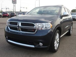 2013 Dodge Durango Crew. Text 780-205-4934 for more information!