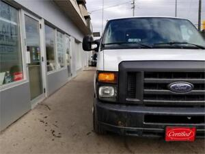 2010 Ford E-150 Econoline Cargo Van Accident Free Certified