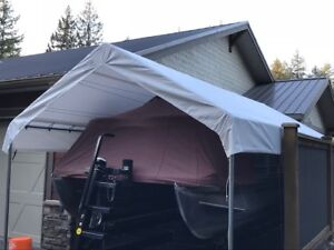 BOAT?CAR CANOPY COVER