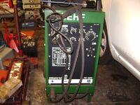 migatronic tig/ stick welder /three phase and single phase