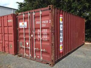 20ft shipping container Mackay Mackay City Preview