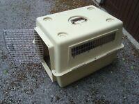 VARI-KENNEL dog carrier.