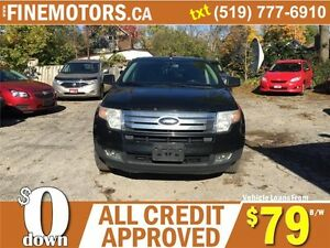 2008 FORD EDGE SEL AWD * PANORAMIC ROOF * ALL POWER OPTIONS London Ontario image 3