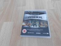 Tomb Raider Trilogy Playstation 3