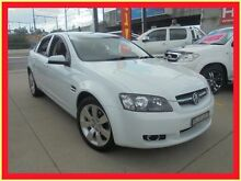 2009 Holden Commodore VE MY09.5 International White 4 Speed Automatic Sedan Holroyd Parramatta Area Preview
