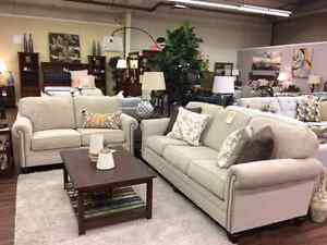 Ashley Sofa/Love Set...Clearance Price!  $1099
