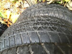 Ford Wheels and winter tires 185/60/R14 West Island Greater Montréal image 4