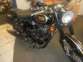 ROYAL ENFIELD TRIBUTE 500 LIMITED EDITION