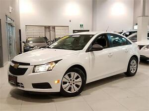 2014 Chevrolet Cruze LS-AUTOMATIC-ONLY 60KM