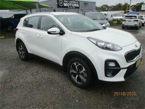 2018 Kia Sportage QL MY18 SI (FWD) White 6 Speed Automatic Wagon Heatherbrae Port Stephens Area Preview