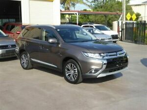 2018 Mitsubishi Outlander ZL MY18.5 LS 7 Seat (AWD) Bronze Continuous Variable Wagon Brendale Pine Rivers Area Preview