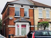 Newly Refurbished Modern 2 Bed Semi-Detached House to Rent In Croydon