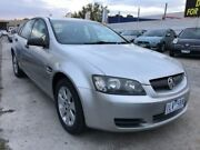 2006 Holden Commodore VE Omega Silver 4 Speed Automatic Sedan Maidstone Maribyrnong Area Preview