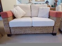 Lovely chunky Kensington Range conservatory furniture in excellent condition