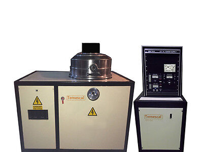 Temescal Ves 2550 Electron Beam Evaporator  With Warranty
