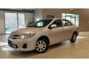2013 Toyota Corolla CE-AUTOMATIC-FULL OPTIONS-ONLY 38KM