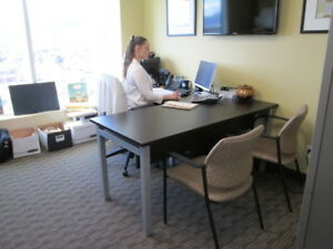 Window Office Space with Beautiful Kelowna View!