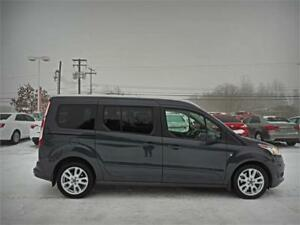 2014 Ford Transit Connect Wagon Titane 7 passagers système navig