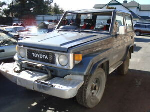 JDM Toyota Land Cruiser Parts for sale