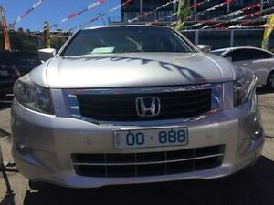 2008 Honda Accord 40 MY06 Upgrade VTi-L Silver 5 Speed Automatic Sedan Braddon North Canberra Preview