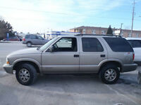 2002 GMC Jimmy SLE SUV, Crossover---EXCELLENT SHAPE IN AND OUT