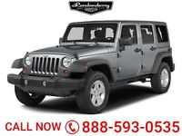 2014 Jeep Wrangler Unlimited 4WD SARAHA UNLIMITED