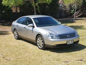 2004 Nissan Maxima J31 ST-L 4 Speed Automatic Sedan Windsor Gardens Port Adelaide Area Preview