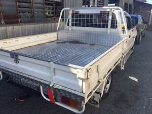 2003 TOYOTA HILUX XTRA CAB 2.7 PETROL (156,000KMS ..11/16 REGO) Rochedale South Brisbane South East Preview