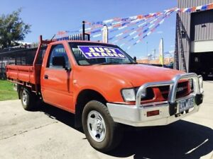 2000 Holden Rodeo TFR9 LX 5 Speed Manual Cab Chassis Brooklyn Brimbank Area Preview