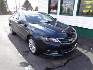 2017 Chevrolet Impala LT for only $180 bi-weekly all in!