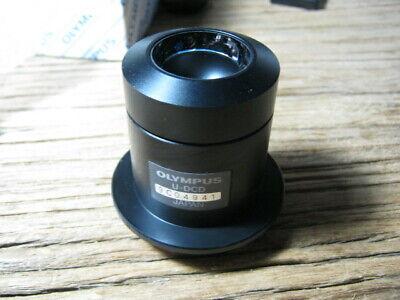 Olympus U-dcd Darkfield Condenser