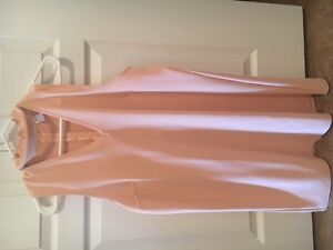 Pink/Blush Dress- Large