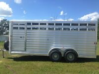 Stock Trailer for rent