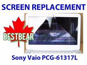 Screen Replacment for Sony Vaio PCG-61317L Series Laptop