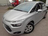 LHD 2014 Citroen C4 Picasso 1.6HDI 110BHP 5 Door Manual SPANISH REGISTERED