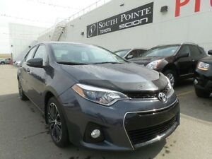 2015 Toyota Corolla S | Leather | Sunroof | Navigation