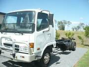 MITSUBISHI FIGHTER 2006 Model Cab Chassis ONLY! South Maclean Logan Area Preview