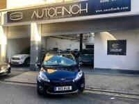 Ford Fiesta 1.4 96ps 2010 Automatic 5 Doors Hatchback Just 71,000
