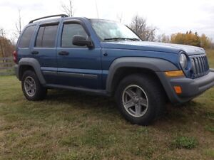 2005 Jeep Liberty SUV, Crossover LOW KM!!!