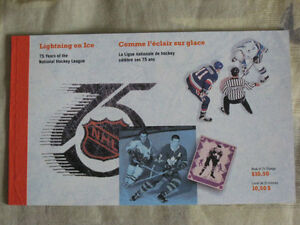Lightning on Ice – Book of 25 Stamps