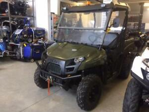 POLARIS 400 H.O. 4X4 2014 SIDE BY SIDE 2 PLACES, DOMPEUR MANUEL