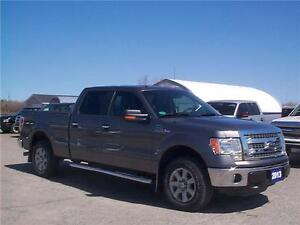 2013 Ford F-150 SuperCrew XLT - XTR