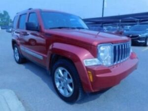 2009 Jeep Liberty Limited Edition | V6 |  Leather | HTD Seats