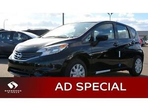 2016 Nissan Versa Note 1.6 SV Ad Special was $19298 Now $16988