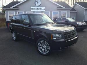 2011 Range Rover HSE only 207 B/W taxin OAC