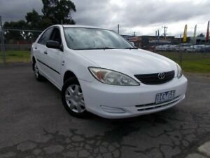 2003 Toyota Camry ACV36R Altise White 4 Speed Automatic Sedan Bayswater North Maroondah Area Preview