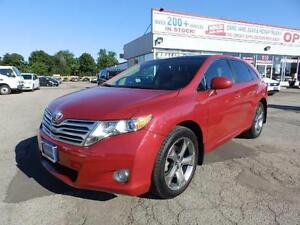 2012 Toyota Venza PANORAMIC ROOF BACK CAMERA BLUETOOTH CERTIFIED